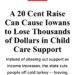 A 20 cent raise can cause Iowans to lose thousands of dollars in child care support